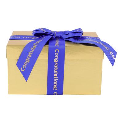 HERSHEY'S Chocolate Congrats Gift Box, 2 lbs