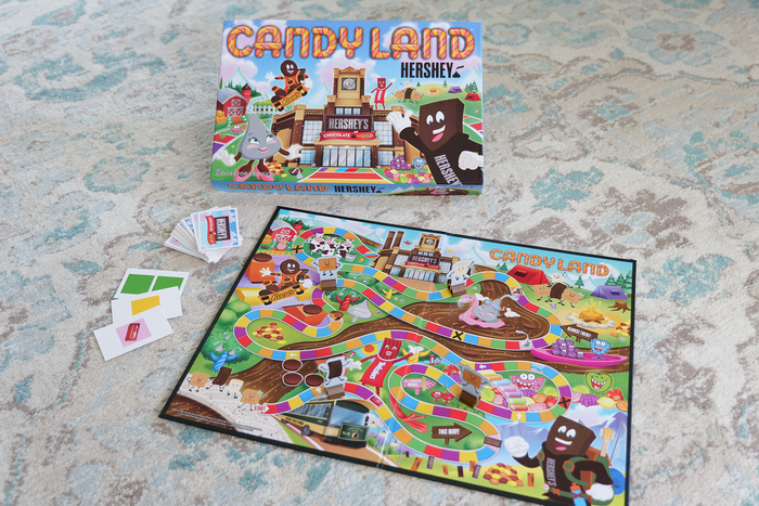 Image of Candy Land Hershey, Collector's Edition Packaging
