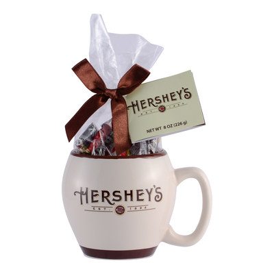 HERSHEY'S Collectible Mug with Assorted Miniatures