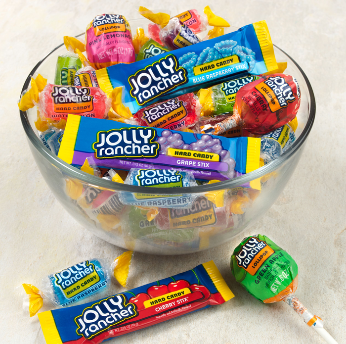 Image of JOLLY RANCHER Original Candy 46 oz. pouch Packaging
