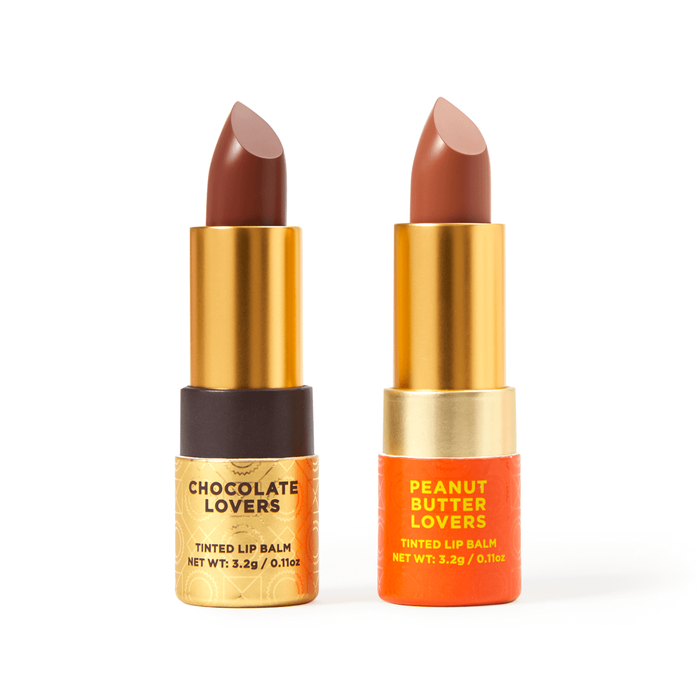 Image of REESE'S Tinted Lip Balm Duo Packaging