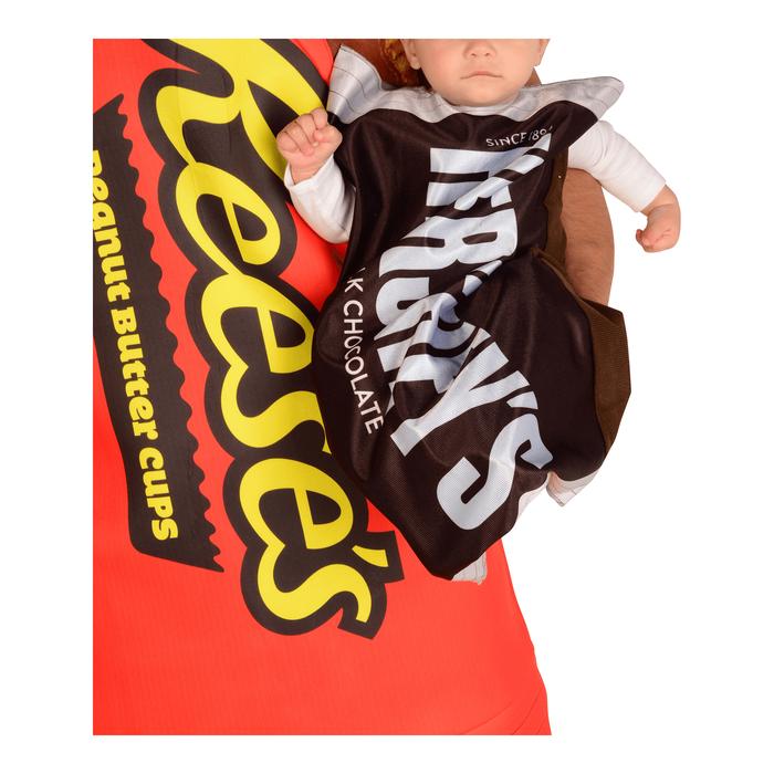 Image of HERSHEY'S Halloween Costume, Baby, 1 costume Packaging