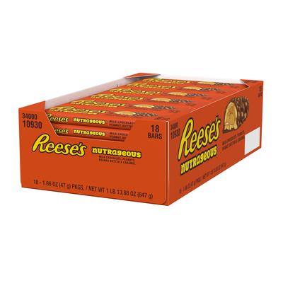 REESE'S NUTRAGEOUS Standard Bar
