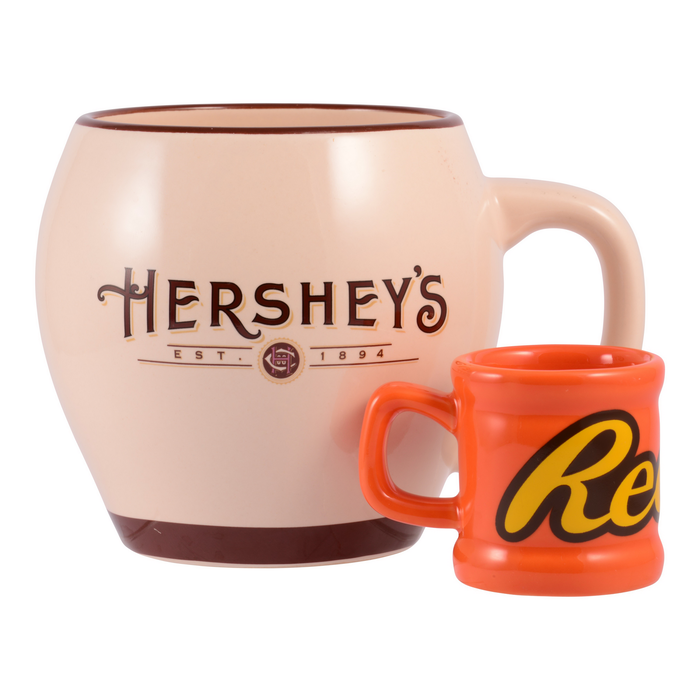 Image of REESE'S Mini Mug Packaging