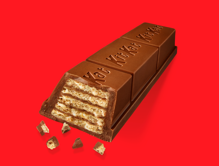 Image of KIT KAT BIG KAT Standard Bar [36-Pack (36 x 1.5 oz. bar)] Packaging