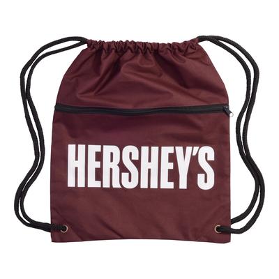 HERSHEY'S Chocolate Drawstring Backpack
