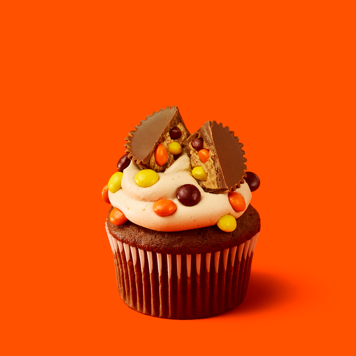 Image of REESE'S Peanut Butter Cups with REESE'S PIECES Miniatures Packaging