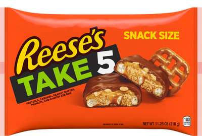 TAKE 5 Bar Snack Size - 11.25 oz.