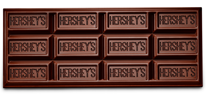 Image of HERSHEY'S SPECIAL DARK with Almonds Extra Large (4 oz.) Bar Packaging