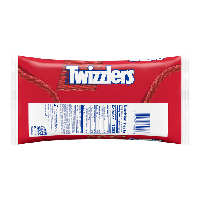 Image of TWIZZLERS Strawberry Twists - 16 oz. Packaging