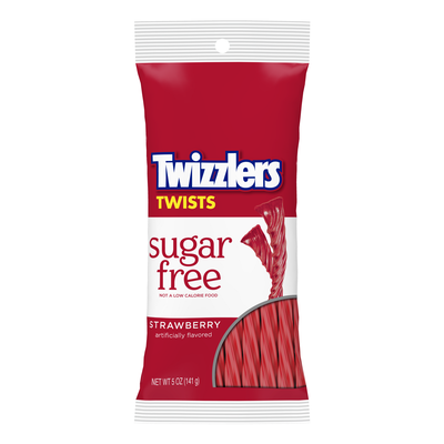 TWIZZLERS Sugar Free Strawberry Twists