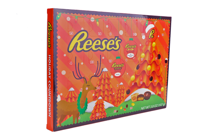 Image of REESE'S Advent Calendar Packaging