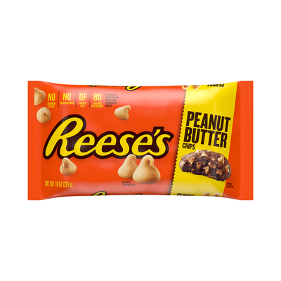 REESE'S Peanut Butter Baking Chips, 12 oz. Bag