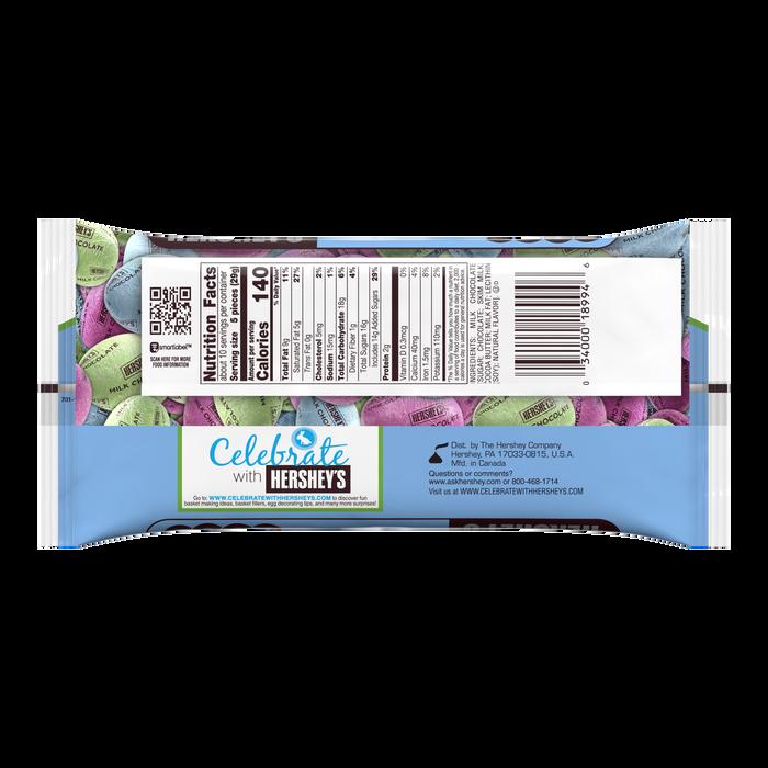 Image of HERSHEY'S Milk Chocolate Eggs, 10 oz. [1 pack] Packaging