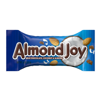 ALMOND JOY Snack Size - 11.3 oz.