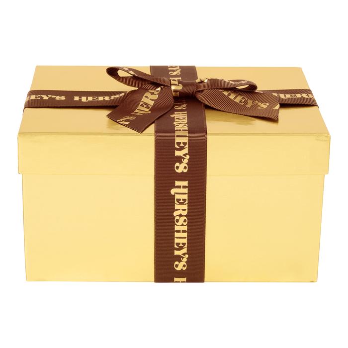Image of HERSHEY'S Chocolate Gift Box, 2 lbs. Packaging