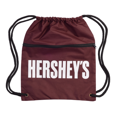 HERSHEY'S Chocolate Drawstring Backpack