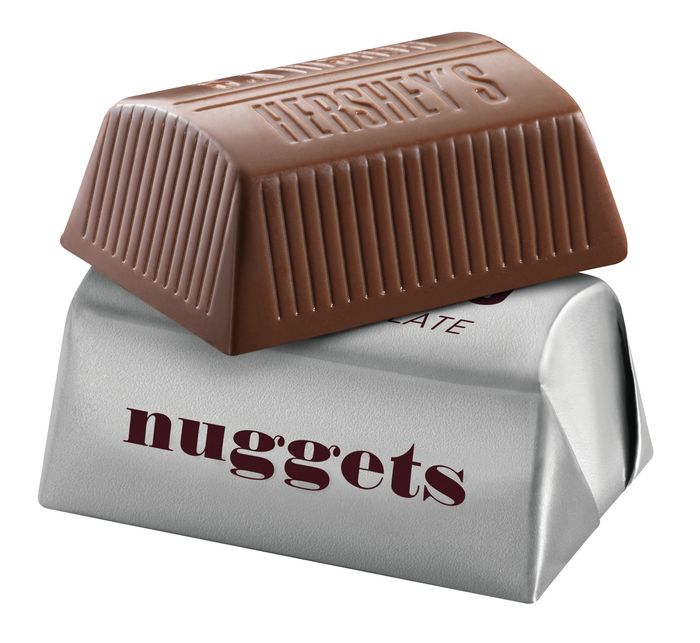 Image of HERSHEY'S NUGGETS Milk Chocolate [10.8 oz. bag] Packaging