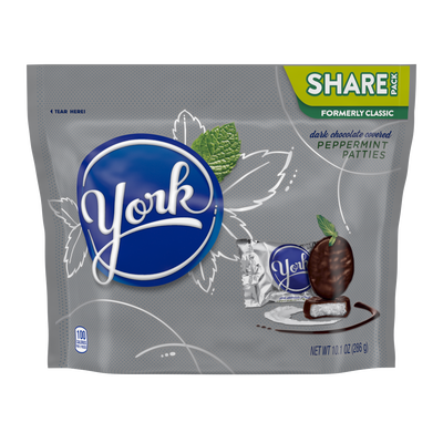 YORK Peppermint Patties Miniatures