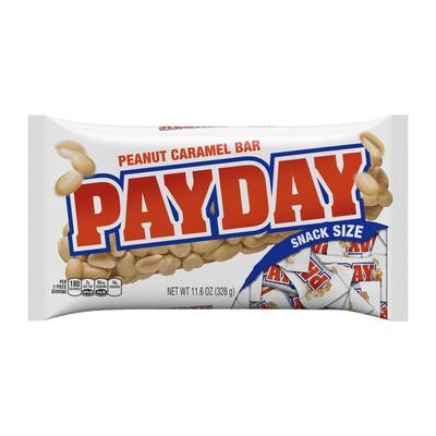 PAYDAY Snack Size - 11.6 oz.