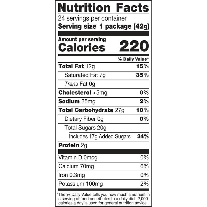 Image of KIT KAT Fruity Cereal Candy Bar, 1.5 oz. Packaging