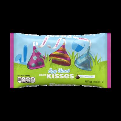 KISSES Egg Hunt Foils, 11 oz.