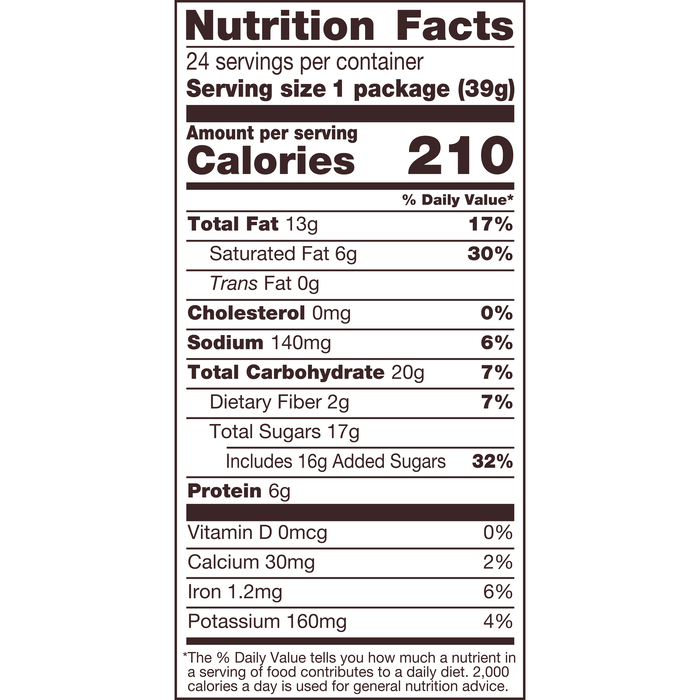 Image of REESE'S Peanut Butter Lovers Milk Chocolate Peanut Butter Cups, 1.4 oz. Packaging