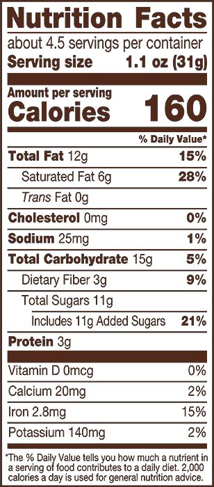 Image of barkTHINS Dark Chocolate Almond with Sea Salt Packaging