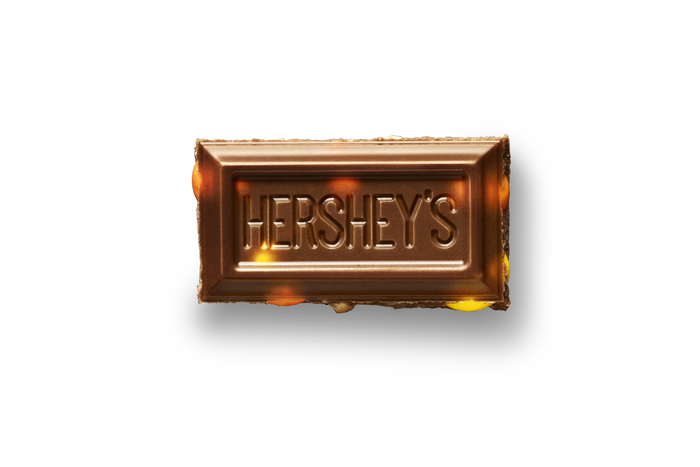 Image of HERSHEY'S Milk Chocolate with REESE'S Pieces Standard Bar Packaging