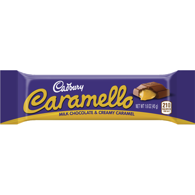 CADBURY CARAMELLO Standard Bar