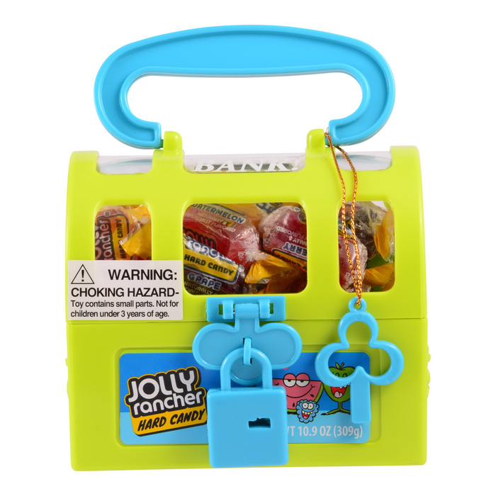 Image of JOLLY RANCHER Candy Treasure Chest Packaging