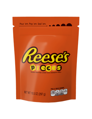 REESE'S PIECES Candy - 10.5 oz.
