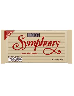 SYMPHONY Milk Chocolate Giant (6.8 oz.) Bar