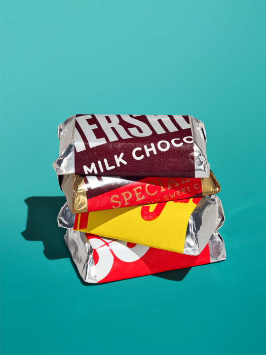 Image of HERSHEY'S Miniatures - 25 lbs. [25 lbs. bulk box] Packaging