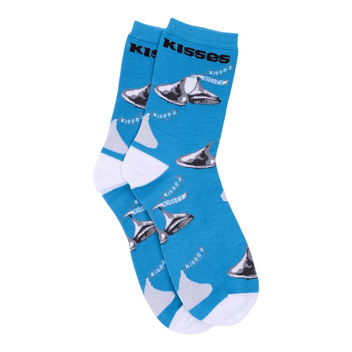Image of HERSHEY'S HUGS & KISSES Socks [Medium] Packaging