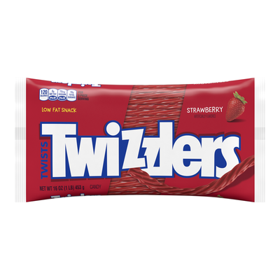 TWIZZLERS Strawberry Twists - 16 oz.