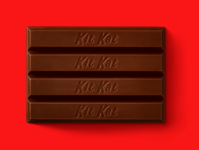 Image of KIT KAT Dark Chocolate Standard Bar Packaging