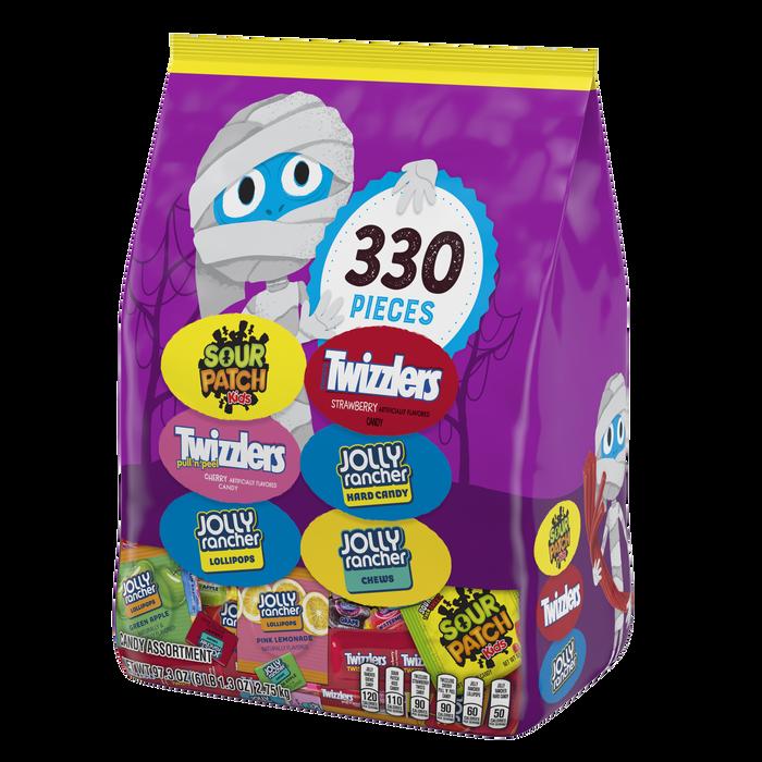 Image of HERSHEY'S Halloween 330-Piece Assortment Packaging