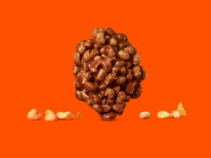Image of REESE'S Crunchers Packaging