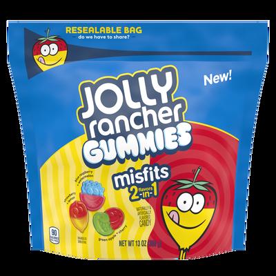 JOLLY RANCHER Misfits Gummies Assortment