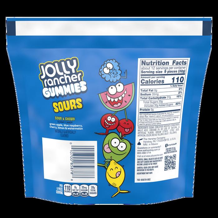 Image of JOLLY RANCHER Sour Gummies Assortment Packaging