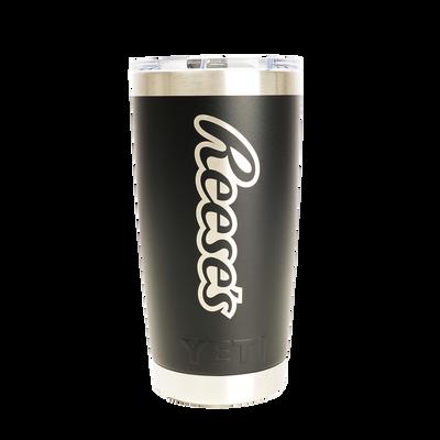 Yeti Gray Travel Mug 20 oz.