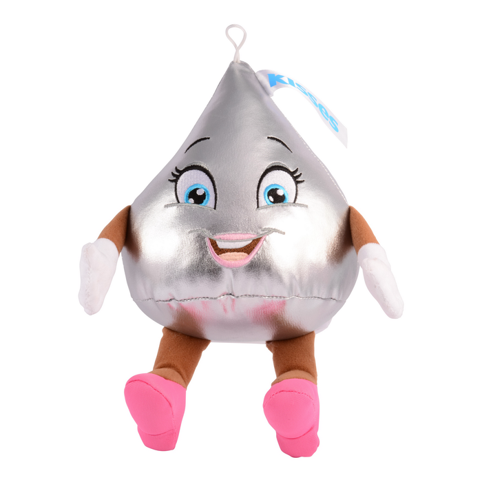 Image of KISSES Character Plush Toy Packaging