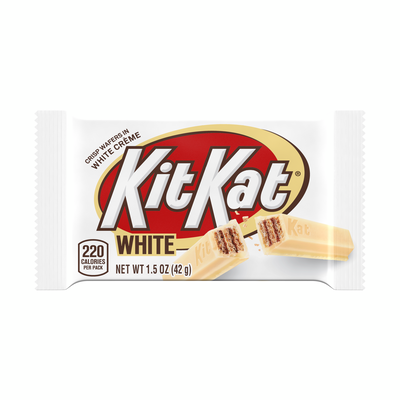 KIT KAT White Creme Standard Bar