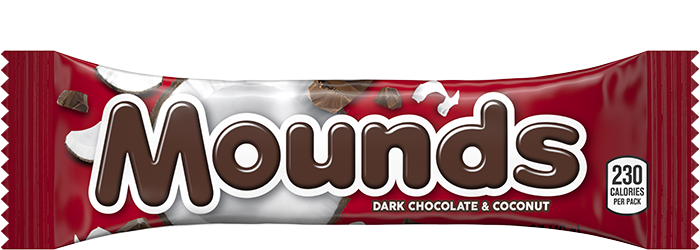 Image of MOUNDS Standard Bar [36-Pack (36 x 1.75 oz. bar)] Packaging