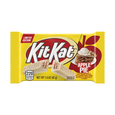 KIT KAT® Apple Pie Wafer Bar, 1.5 oz.