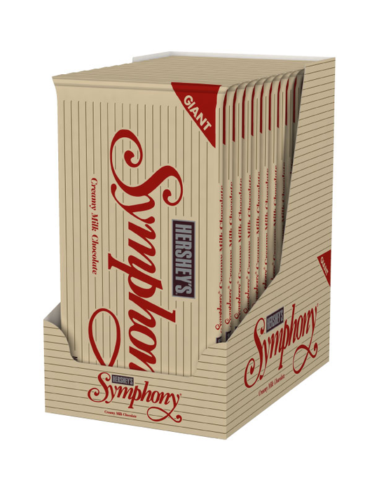 Image of SYMPHONY Milk Chocolate Giant (6.8 oz.) Bar Packaging