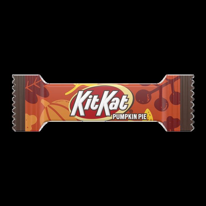 Image of KIT KAT® Pumpkin Pie Miniatures,  9.7 oz. bag Packaging