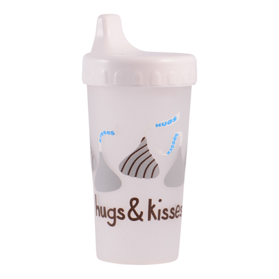 HUGS & KISSES Sippy Cup