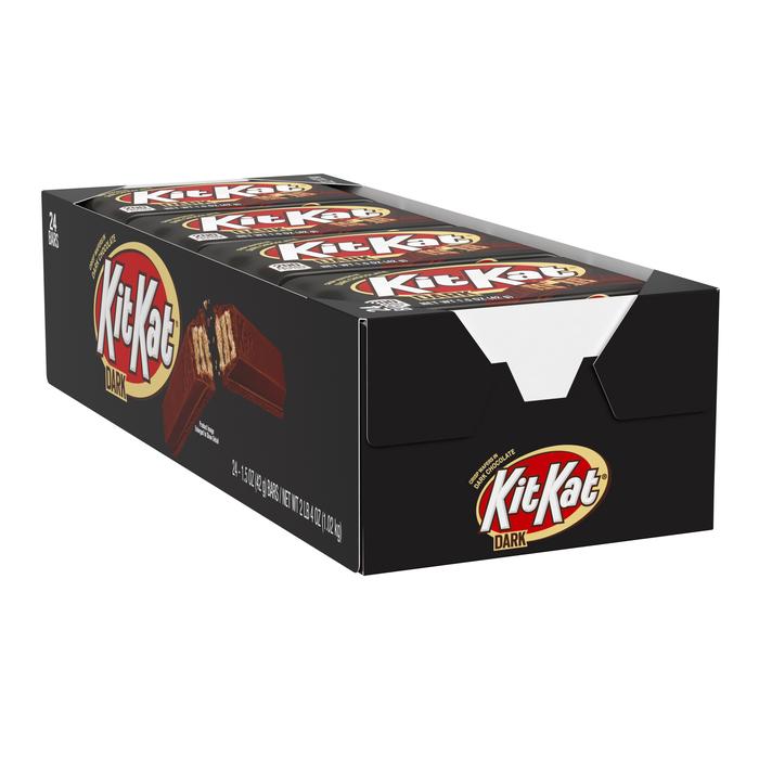Image of KIT KAT Dark Chocolate Standard Bar Packaging